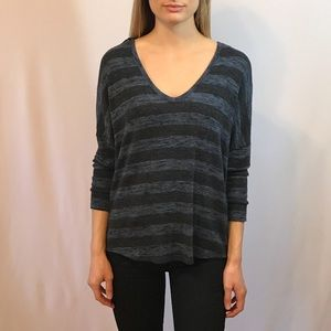 AEO Blue Sweater Tunic