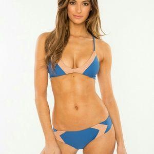 Acacia swimwear peahi bikini set pupukea mentawai