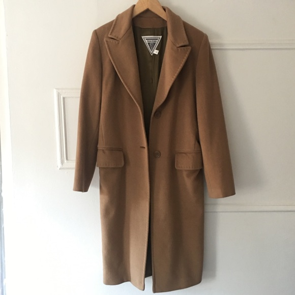 new york first look free delivery Marvin Richards Jackets & Coats | Wool And Cashmere Camel Coat ...