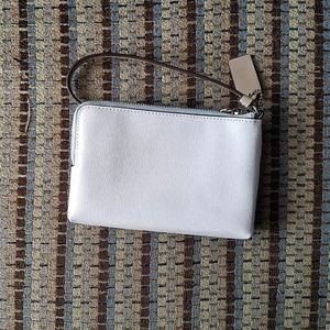 Coach Bags - Coach Saffiano Leather Color Block Wristlet Wallet