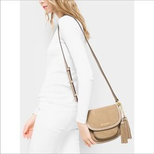 Michael Kors Dunn Medium Saddle Bag