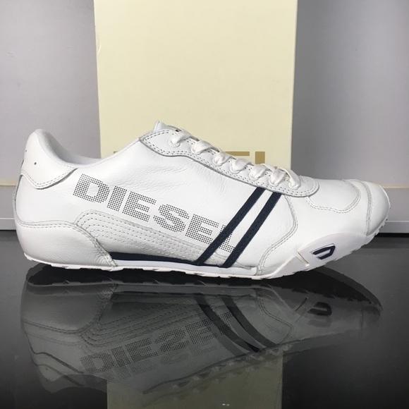 Diesel White Navy Harold Solar