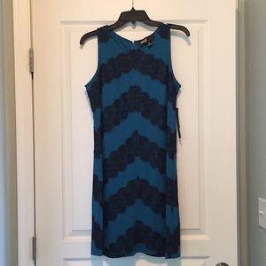 Miss sixty teal dress