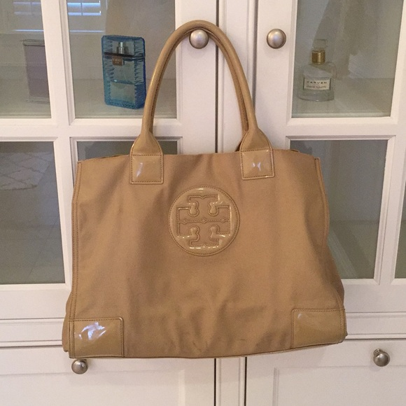 30dc3665399 Tory Burch tan tote. M 5a1db7f56802788b68121927