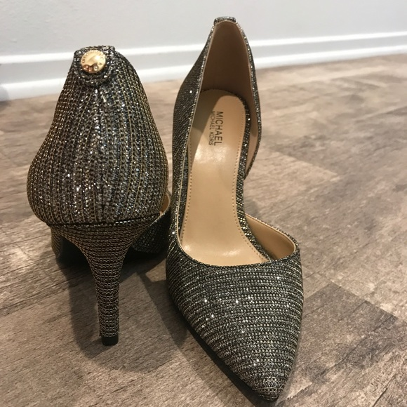 892389b5395 Natalie Flex Glitter Pumps. M 5a1dc0d7f0137d4caa121746. Other Shoes you may  like. Michael Kors ...