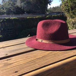 Billabong BoHo Maroon Hat