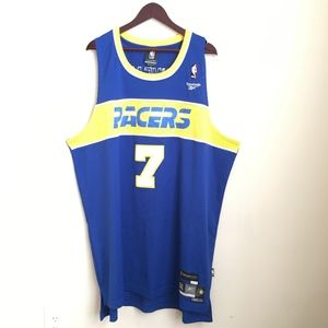 Reebok Indiana Pacers Jermaine O'neal #7 Jersey