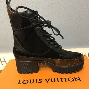 c162622d24a7 Louis Vuitton Shoes - brand new LV Checkpoint Platform Desert Boot