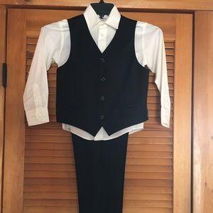 Boys Suit - Size 8 Izod 3 Piece