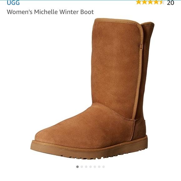 79c65914056 Brand new in box- Ugg Michelle in chestnut: size 8