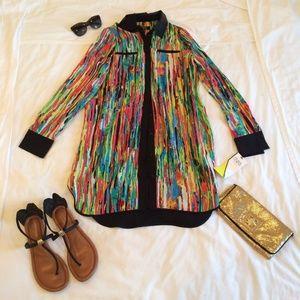 Prabal Gurung for Target shirt dress