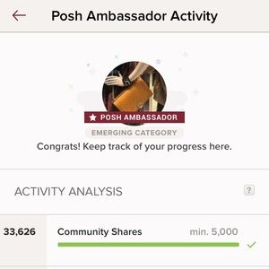 Posh Ambassador: Sales you can trust!