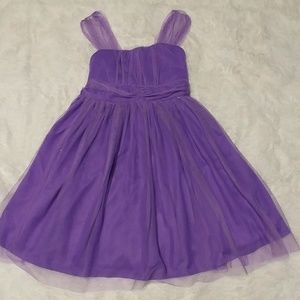 Other - Purple Sparkle Party Dress Size 10-12