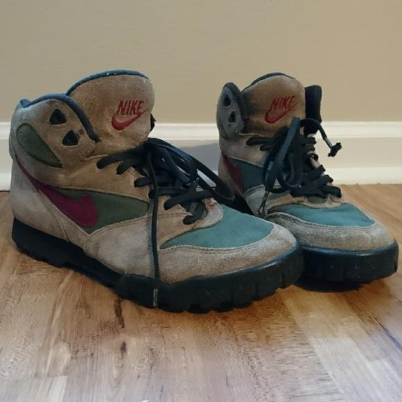 Vintage Nike Hiking Boots | Poshmark