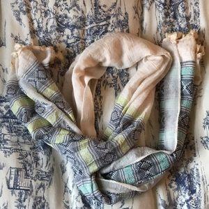 Francesca's scarf