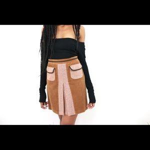 Vibezz-Ann Taylor Corduroy Skirt