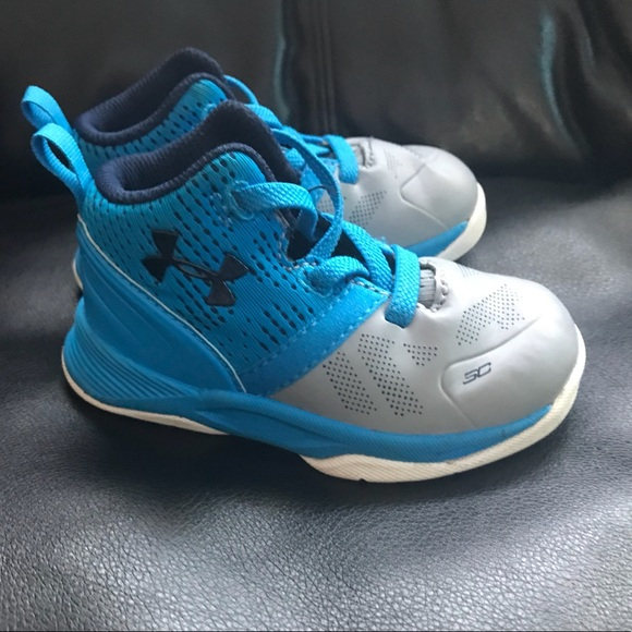 info for 55841 3dbb0 Infant size 5 Under Armour Curry 2 Shoes