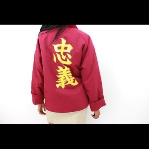 Unisex Husenji Kongfu Tang Jacket