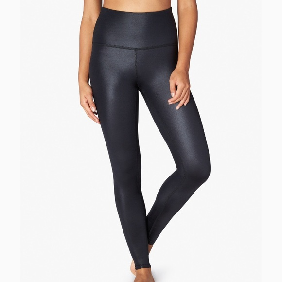 582e30a009 Beyond Yoga Pants | Gloss Over High Waisted Leggings | Poshmark