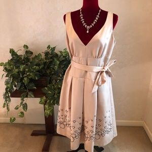 Vintage Inspired Formal Wear Dress