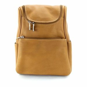 Handbags - Small Backpack - Tan