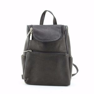 Handbags - Small Backpack - Black