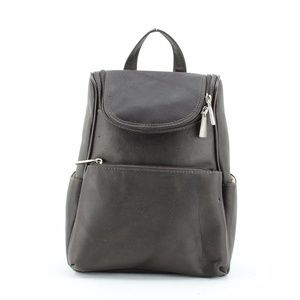 Small Backpack - Brown