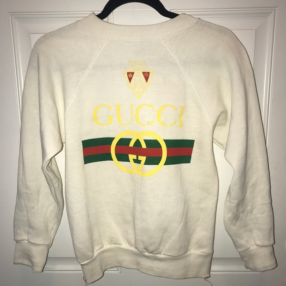 38f97ac964e Gucci Sweaters - Rare authentic vintage Gucci bootleg