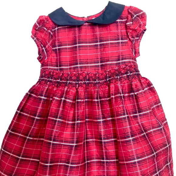 Gymboree Dresses Toddler Girl Holiday Dress Size 1824 Poshmark