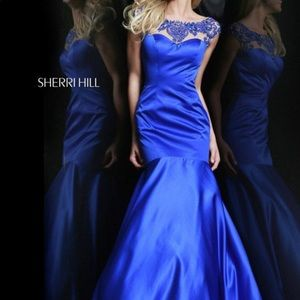 Sherri Hill gown