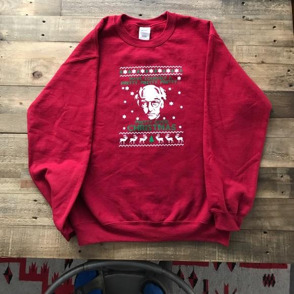 Gildan Sweaters Larry David Christmas Sweater Poshmark