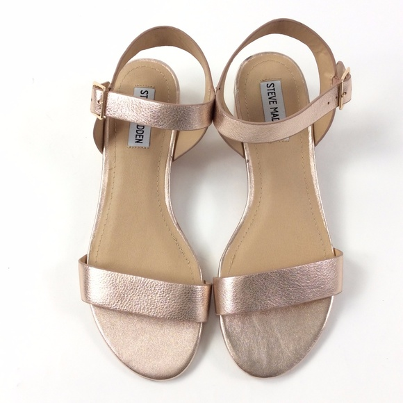 d9fcee28a080 Steve Madden Cache Women s Rose Gold Sandals. M 5a1ddf0fc28456d71612cb7e.  Other Shoes you may like