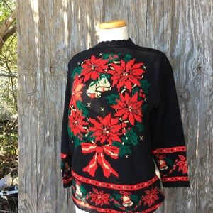 Sweaters - Vintage heavy weight Christmas Sweater