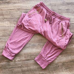 Pants - LAST PAIR♻️CLEARANCE! Mauve buttery soft joggers
