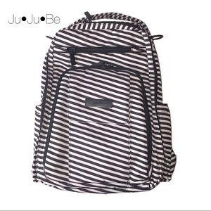 Ju-Ju-be Be Right Back Black Magic Backpack NWOT