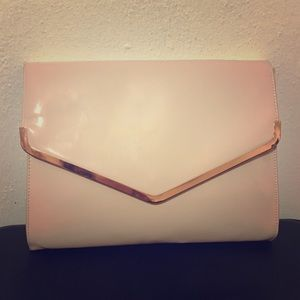 H&M extra large envelope clutch