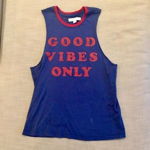SPIRITUAL GANGSTER Sleeveless Tee