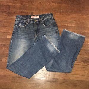 Massimo men's boot cut jeans 30x32