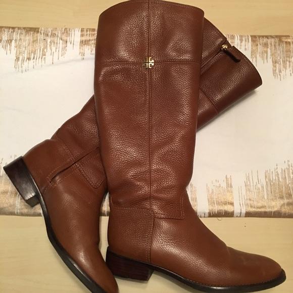 f246da82081 Tory Burch Joliet Wide Calf Boot. M 5a1dee8ff092822ece132c97