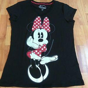 Tops - Minnie mouse plus size t shirt