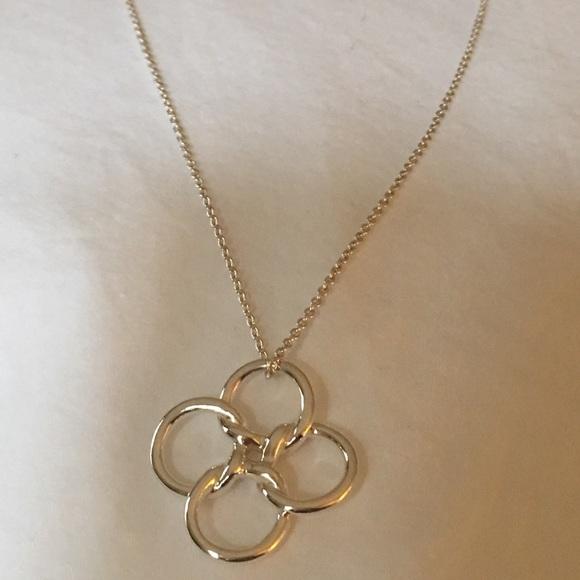 a58013ad2 Tiffany & Co. Jewelry | Tiffany Co Quadrifoglio Necklace | Poshmark