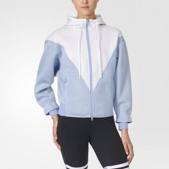 5f15446f9d Adidas by Stella McCartney Jackets   Blazers - NWT Adidas by Stella  McCartney Studio Hoodie
