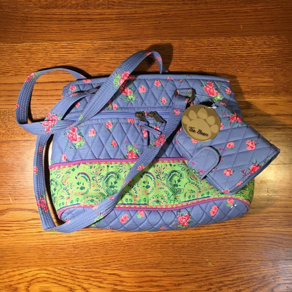 Ten Bears Bags | Quilted Cloth Handbag And