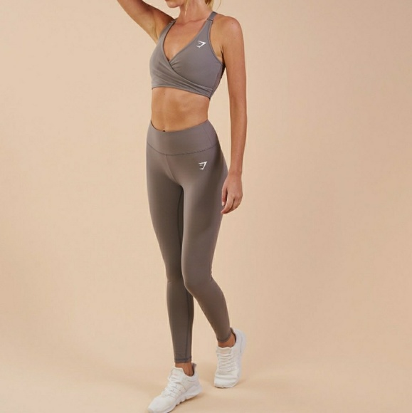 9a8f03f794 Gymshark Dreamy Leggings - Slate Grey