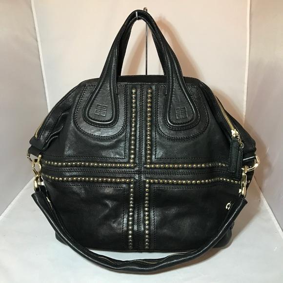 eda89e1316 Givenchy Handbags - Authentic Givenchy Studded Nightingale Bag