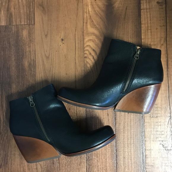7e72aae448b4 Kork-Ease Shoes - Kork Ease Natalya Wedge Bootie