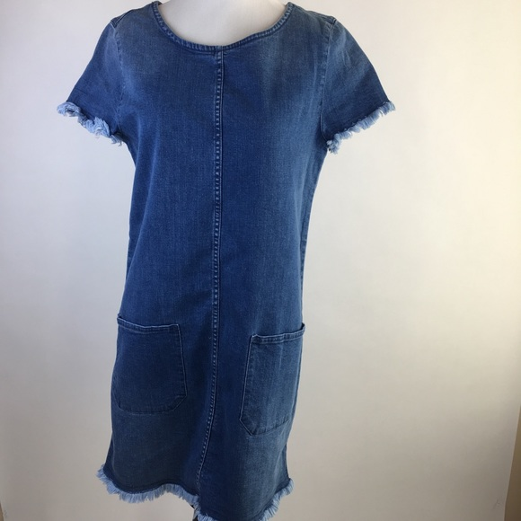 b586eb2b9f Max Jeans Denim Dress Size Small ✨NWT✨