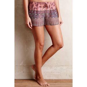 Beautiful GYPSY 05 100% Silk Shorts Sz. Sm