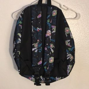 Vans Bags Disney Toy Story Buzz Lightyear Backpack Poshmark