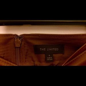 The Limited Skirts - Leather Skirt